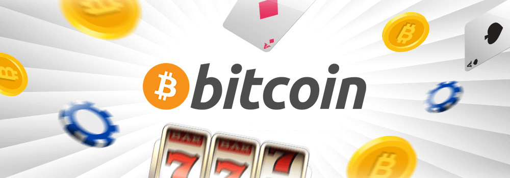 Bitcoin Casinos Banner