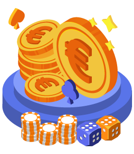 casino coins payment