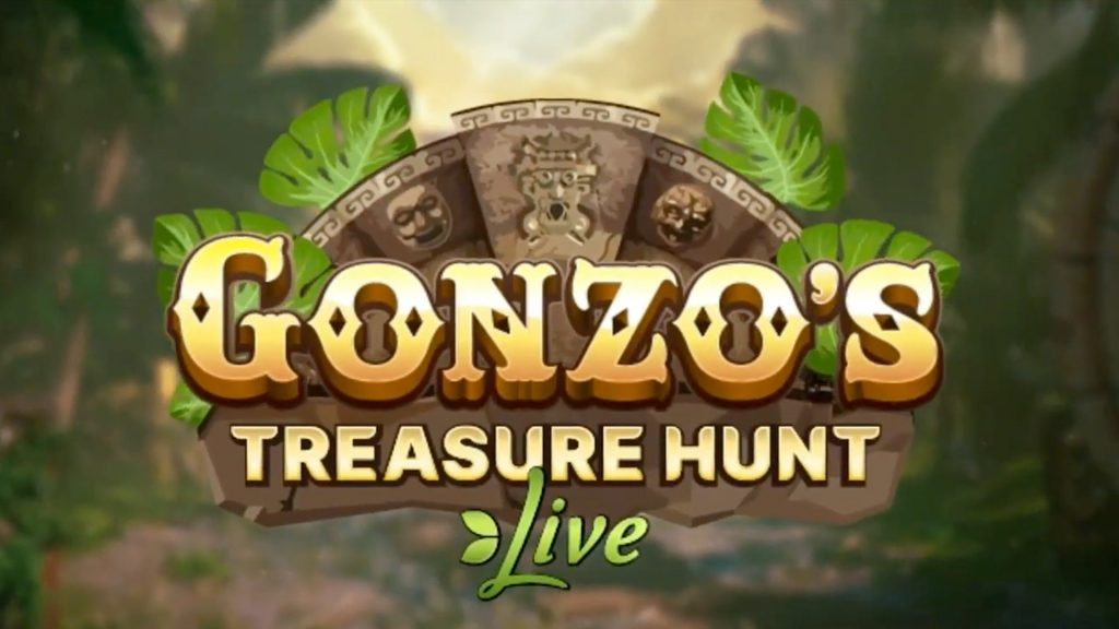 gonzos treasure hunt live